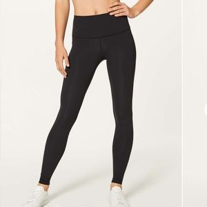 LuLuLemon Wunder Under Hi Rise Legging
